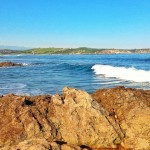 Rocas que dialogan con la mar
