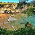 Mar transparente en Mataleñas