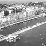 Puertochico cuando el Palacio de Festivales no existía
