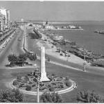 Santander cuando los trenes circulaban por Puertochico