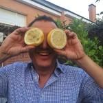 """Roberto Brasero, embajador de 'Los limones solidarios 2014': """"En Novales aprendí que hay limones más allá del Mediterráneo"""""""