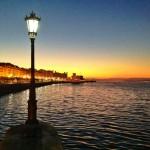 Amanece en Santander. Cuatro puntos de vista. Desde la bahía hasta el Sardinero