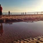 Comienza una nueva temporada de fútbol playa en el Sardinero