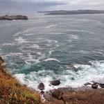 La isla de Mouro en modo otoñal