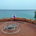 Días de sur. Del mirador a pie de playa