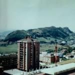 Peñacastillo cuando el cuartel de la Guardía Civil todavía no existía