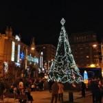 La Navidad ya luce en Santander
