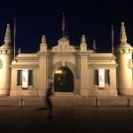 Un fantasma en el Palacete del Embarcadero