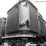 Grandes almacenes y supermercados de Santander: Lainz, Ribalaygua y Simago