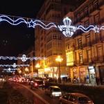 ¿Sabes cuándo se encenderán las luces de Navidad en Santander?