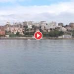 De Reina Victoria a Puertochico desde la bahía