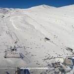Días de cine para subir a Alto Campoo y lanzarse al esquí con la mejor nieve