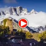Cantabria timelapse montaña e interior. Tengo ganas de verte