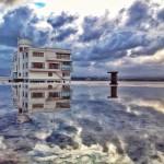 El Marítimo navega entre las nubes