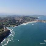 Comillas, donde el verde de Cantabria y el azul del Cantábrico…