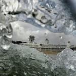 El Sardinero desde el tubo de una ola
