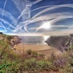Autopistas sobre el cielo de Mataleñas