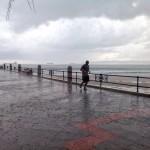 El diluvio. Esto es llover y lo demás es cuento