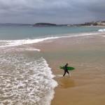 Surf para empezar el día