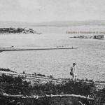 Santander cuando en la isla de la Torre no había ninguna construcción