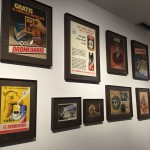 Pedacitos de historia de Café Dromedario se muestran en una exposición en su fábrica de la recta de Heras