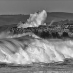 El abrazo de la ola