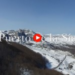 El puerto de la Sía, donde Cantabria y Burgos se dan la mano