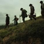 Nuevas imágenes de la película Altamira a quince días de su estreno. Así es uno de los protagonistas, Ángel de los Ríos
