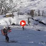 Esquí pasiego por San Roque de Riomiera