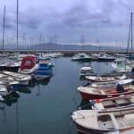 Puertochico y el Casino dan brillo a un día nublado