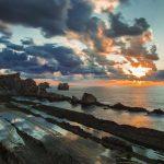 Cinco playas cántabras donde ver unos atardeceres de película
