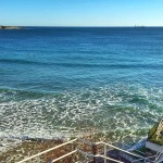 La inmensidad de la mar en el Sardinero