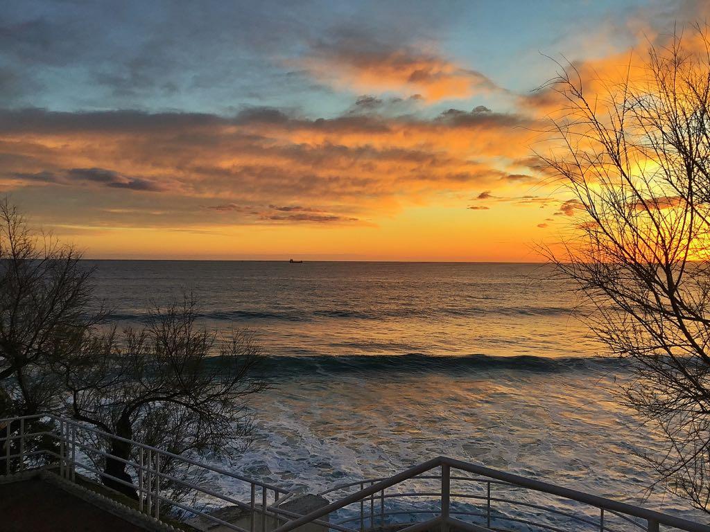 mar-amanecer-santander