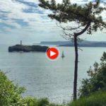 La vida en Santander: Gustazo de península de la Magdalena