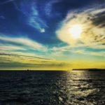 Viento en la mar