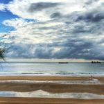 El privilegio de vivir el Sardinero en soledad