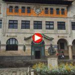 La vida en Santander: La nueva cara del edificio de Correos
