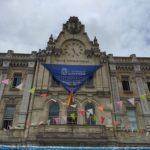 El Ayuntamiento de Santander ya se ha puesto el pañueluco de fiestas