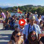 La vida en Santander: Hasta la ría de Cubas con Los Reginas