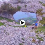El faro del Caballo, Candina y Sonabia a vista de pájaro. Espectacular