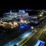 El Santander nocturno quita el hipo