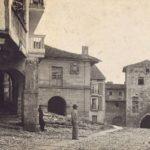 Santillana del Mar hace 100 años