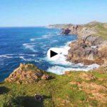 Los salvajes acantilados de Ubiarco y Puerto Calderón