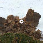 El temporal destroza la punta de las gaviotas de los Urros