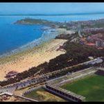 Los antiguos campos de Sport del Sardinero y el balneario de Castañeda