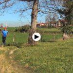 Corriendo por Cantabria, por callejas y en silencio