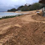 Las playas santanderinas se ponen a punto para Semana Santa