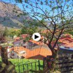 El sonido de la primavera en un pueblo de Cantabria