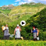 Así lavaban la ropa nuestras abuelas en los Valles Pasiegos