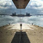 La bahía, por partida doble